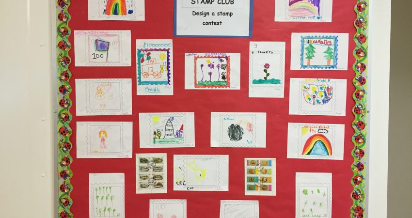 "Stamp Club – ""Design a Stamp"" Contest"